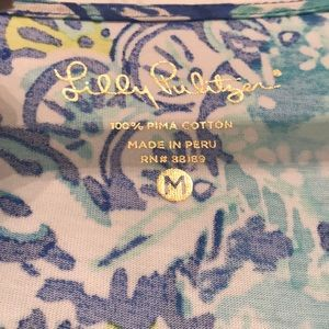 5f3460d3229650 Lilly Pulitzer Dresses - Lilly Pulitzer Erin Dress Blue Crush After Party